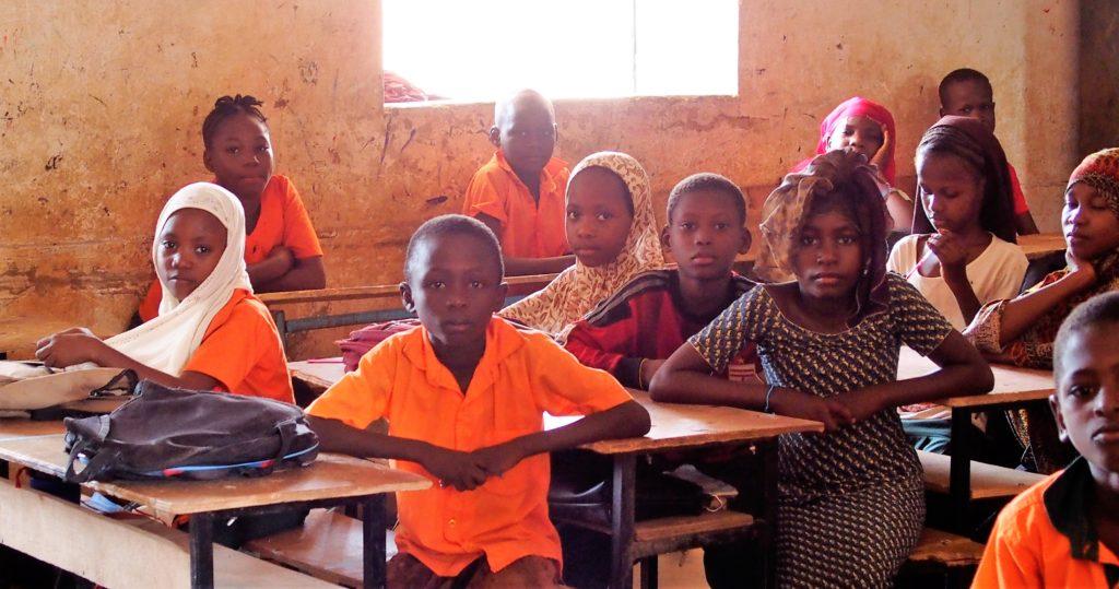 École primaire d'application de Tillabéri