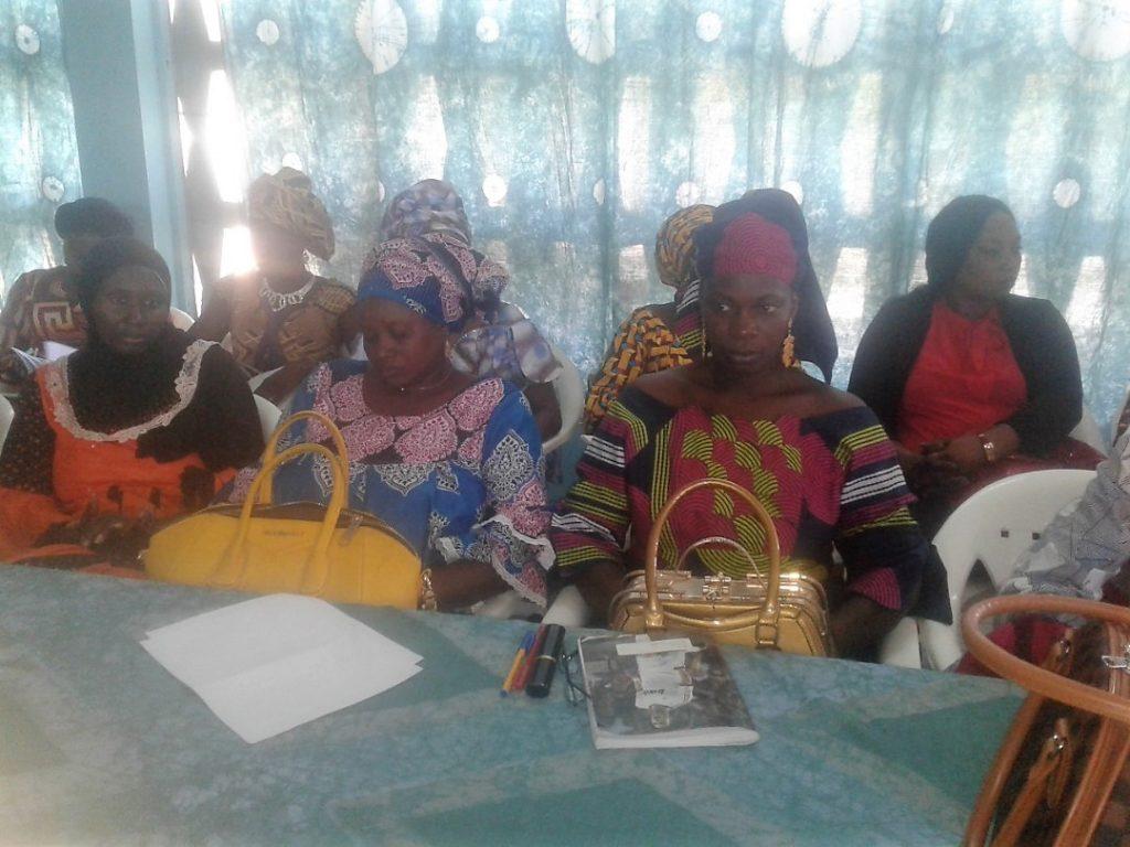 Sénégal coopération syndicalee