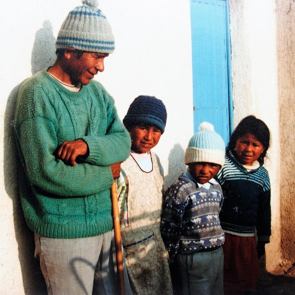 enfants Bolivie